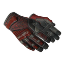 ★ Specialist Gloves | Crimson Web (Factory New)